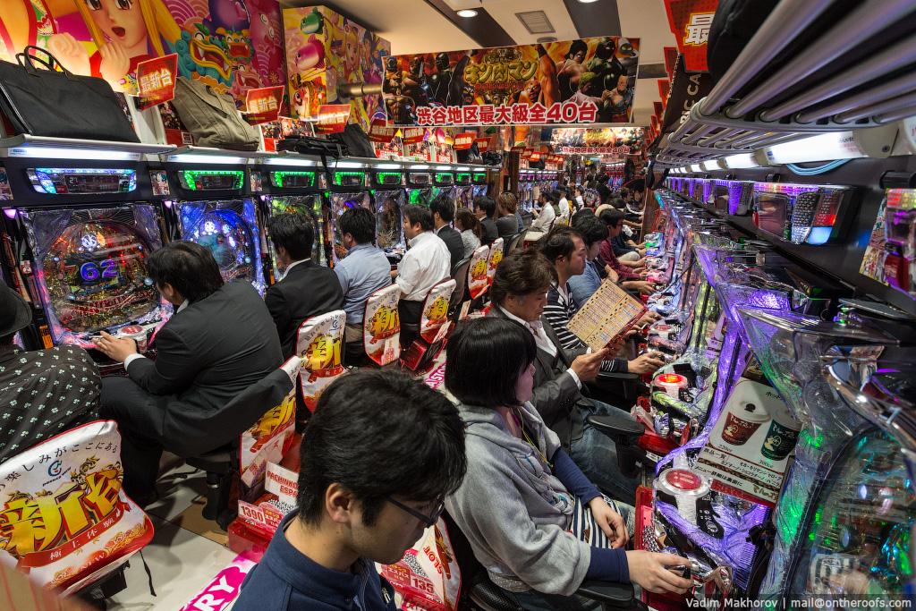 Игры Япония Азартные игра