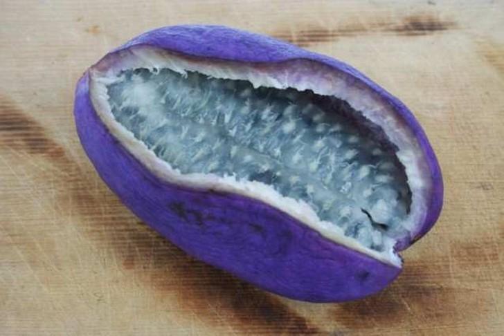 практической реализации самый редкий фрукт в мире Точного фото внешним